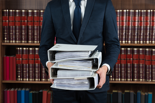 Can a lawyer file for bankruptcy