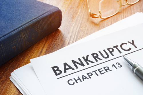 How does Chapter 13 affect my credit