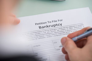 Does bankruptcy discharge all debts