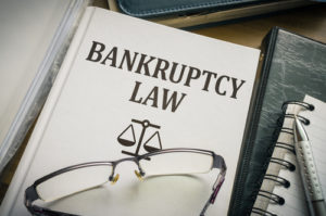 What are the 4 ways to file bankruptcy